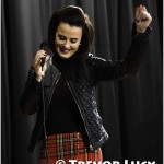 Lisa McHugh and Nathan Carter at St. Comhghall's College 11 TL low res